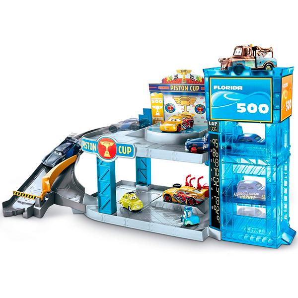 Mattel Cars FWL70 Гараж