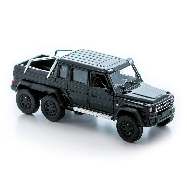 Welly 43704 модель машины 1:34-39 Mercedes-Benz G63 AMG 6x6 машинки и мотоциклы welly mercedes benz ml350 1 34 39