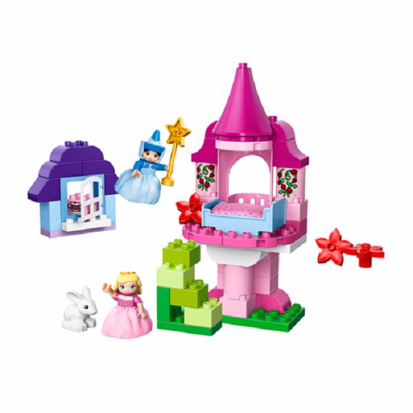 Lego Duplo 10542 Лего Дупло Сказка о спящей красавице
