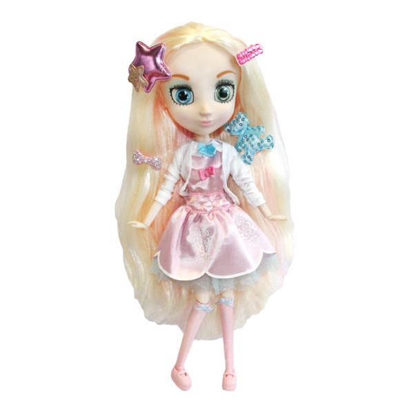 Shibajuku Girls HUN2154 Кукла Шидзуки, 33 см куклы и одежда для кукол shibajuku girls кукла мики 15 см