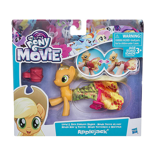 """Hasbro My Little Pony C0681 Май Литл Пони """"Мерцание"""" Пони в волшебных платьях"""