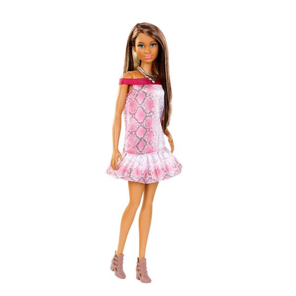 Mattel Barbie FGV00 Барби Кукла из серии Игра с модой