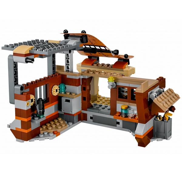 Lego Star Wars 75148 Конструктор Лего Звездные Войны Столкновение на Джакку