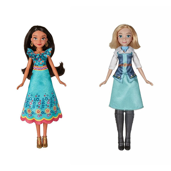 Hasbro Disney Princess C1807 Модная кукла Елена - принцесса Авалора (в ассортименте) hasbro модная кукла принцесса в юбке с проявляющимся принтом принцессы дисней b5295 b5299