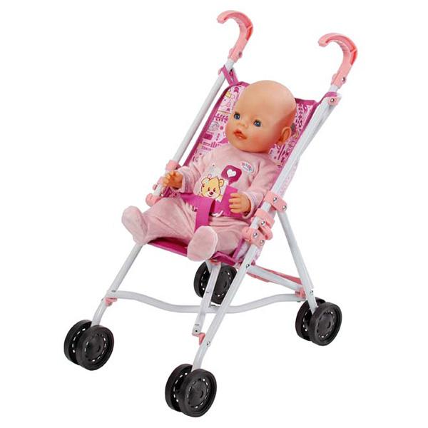 Zapf Creation Baby born 819-685 Бэби Борн Коляска-трость
