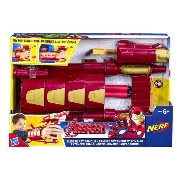 Hasbro Avengers B9953 Боевая броня Железного Человека