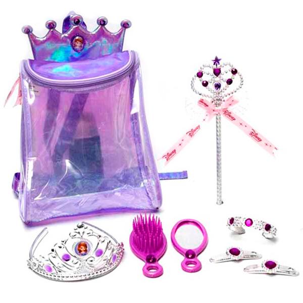 Принцессы 82520 Рюкзачок с аксессуарами из серии София костюм принцессы софии 44
