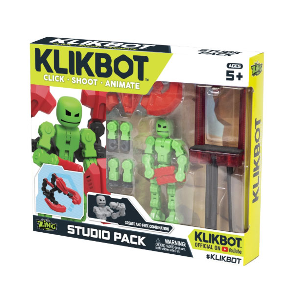 Stikbot TST2600 Студия Klikbot