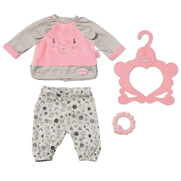 Zapf Creation Baby Annabell 700-822 Бэби Аннабель Пижамка Спокойной ночи музыкальная подвеска на кроватку chicco чико спокойной ночи цвет розовый