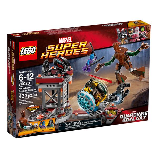 Конструктор Lego Super Heroes 76020 Лего Супер Герои Миссия Побег
