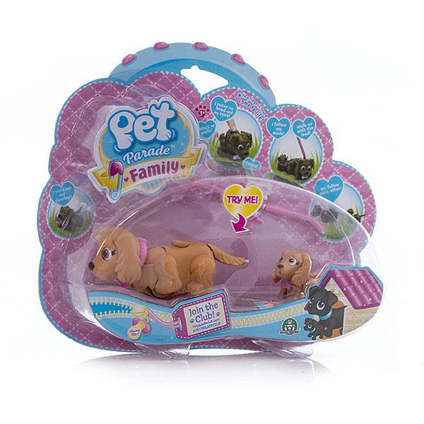 Pet Club Parade PTF00000 Пет Клаб Парад Интерактивные фигурки домашних питомцев (в ассортименте)