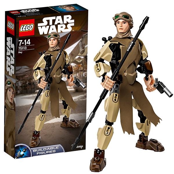 Lego Star Wars 75113 Конструктор Лего Звездные Войны Рей что нужно чтобы увиличить лошадиные силы в стрит рей серах