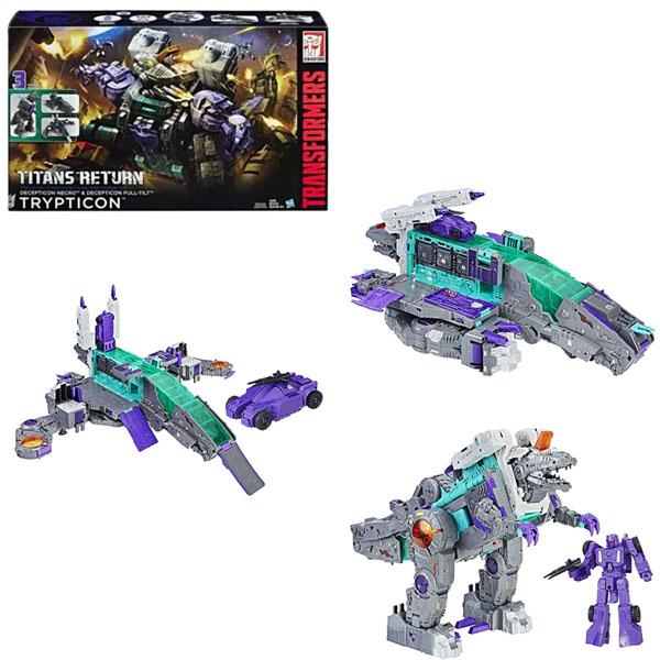 Hasbro Transformers C1735 Трансформеры Дженерейшнс: Триптикон hasbro transformers c0882 трансформеры 5 мини титан в ассортименте