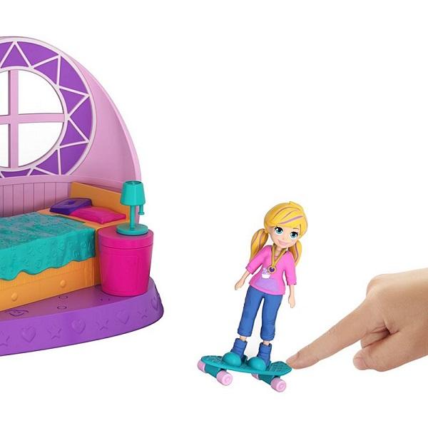 Mattel Polly Pocket FRY98 Комната Полли