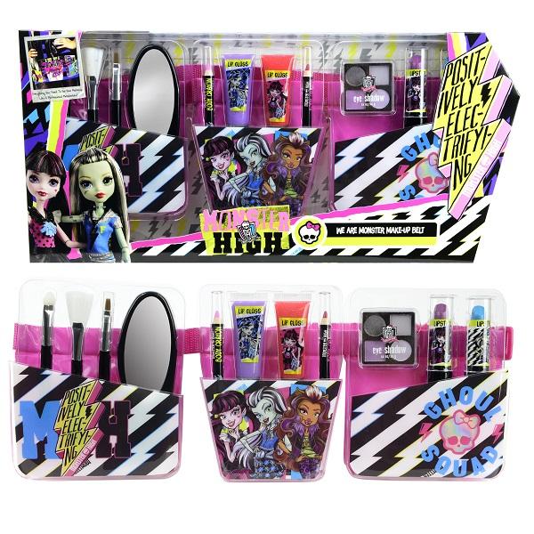 Markwins 9706551 Monster High Игровой набор детской декоративной косметики с поясом визажиста markwins 9706551 monster high игровой набор детской декоративной косметики с поясом визажиста