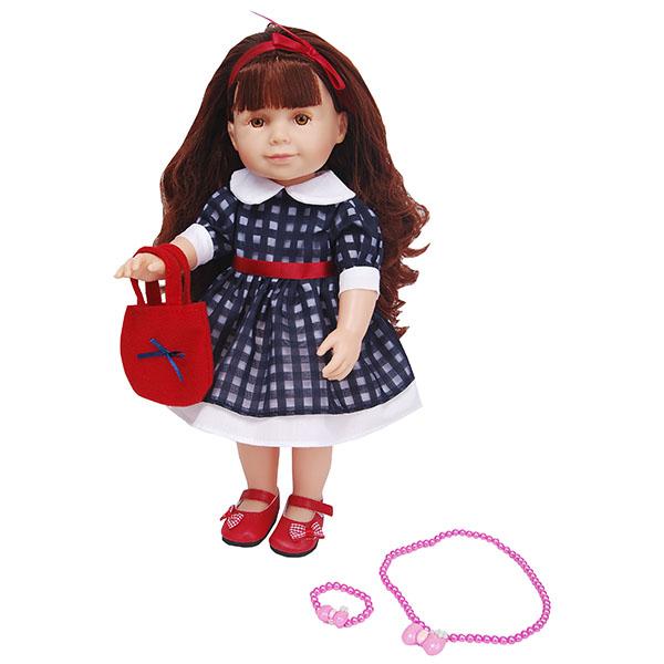Lilipups LVY013 Кукла с аксессуарами 40 см (озвученная - 20 фраз)