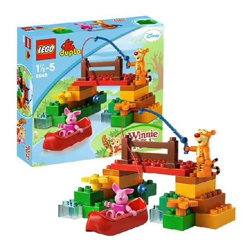 Лего Дупло 5946 Конструктор Экспедиция Тигрули