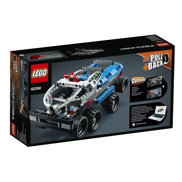 Лего Техник 42090 Конструктор Машина для побега