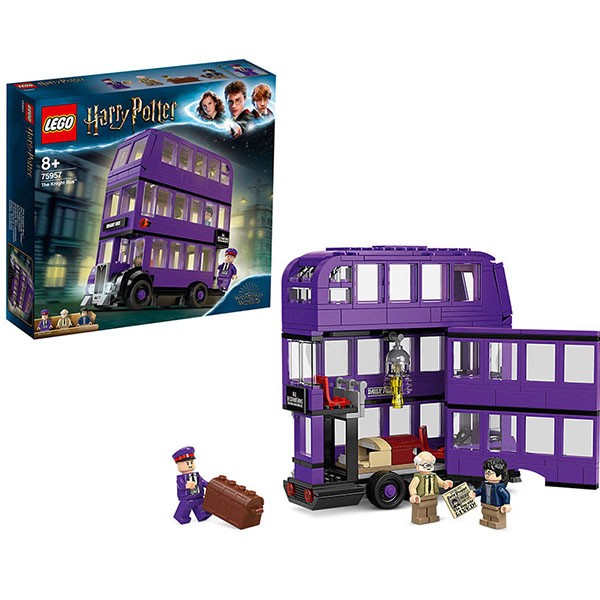 LEGO Harry Potter 75957 Конструктор ЛЕГО Гарри Поттер Ночной рыцарь