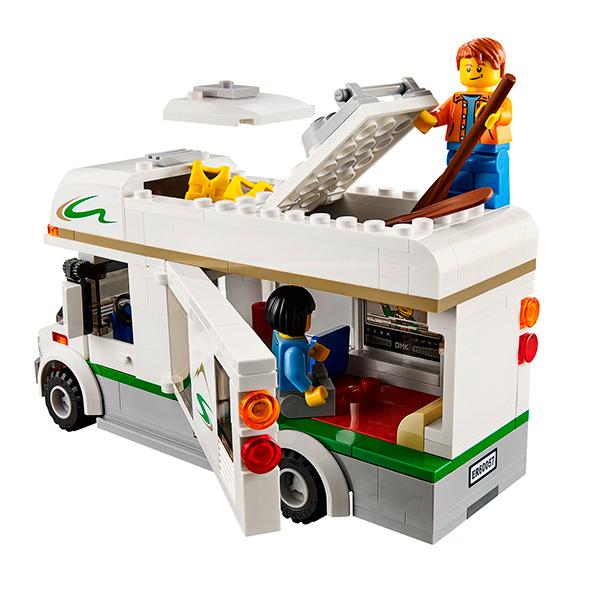 Lego City 60057 Конструктор Лего Город Дом на колесах