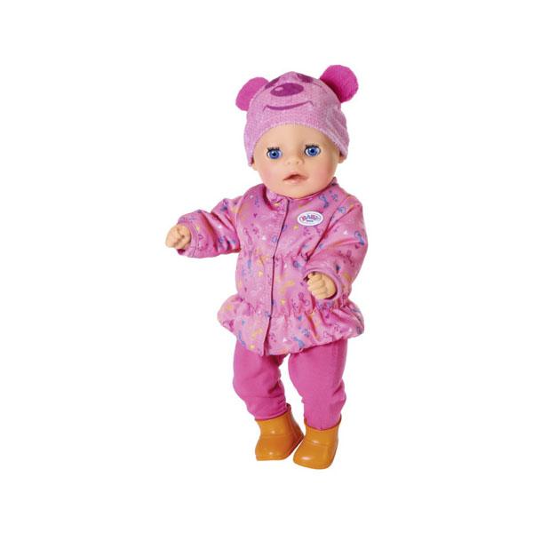Zapf Creation Baby born 827-352 Бэби Борн my little BABY born Куртка, штанишки и ботинки, 36 см