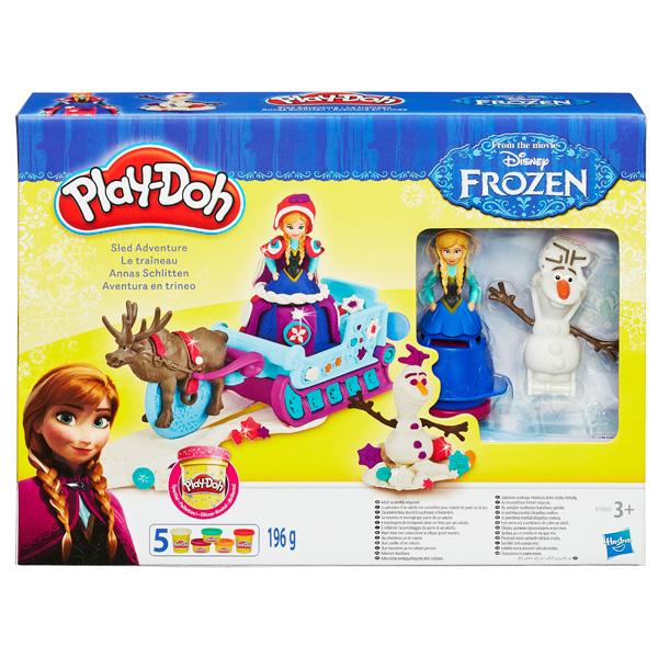 Hasbro Play-Doh B1860 Игровой набор Холодное Сердце