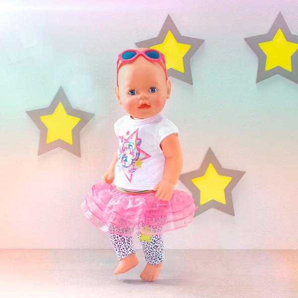 Zapf Creation Baby born 822-241 Бэби Борн Одежда для прогулки