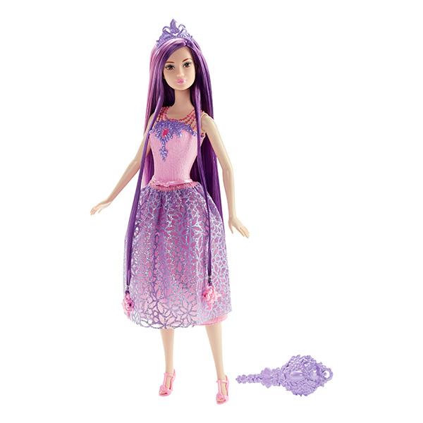 Mattel Barbie DKB59 Барби Куклы-принцессы с длинными волосами mattel mattel кукла ever after high мишель мермейд