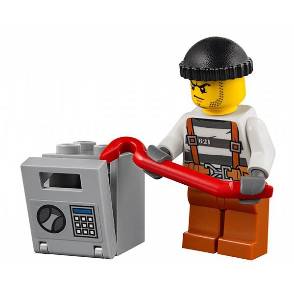 Lego City 60135 Лего Город Полицейский квадроцикл