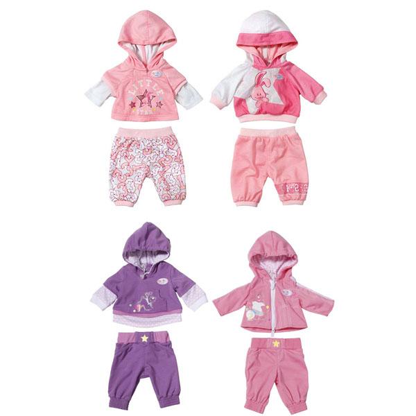 Zapf Creation Baby born 821-374 Бэби Борн Одежда для спорта