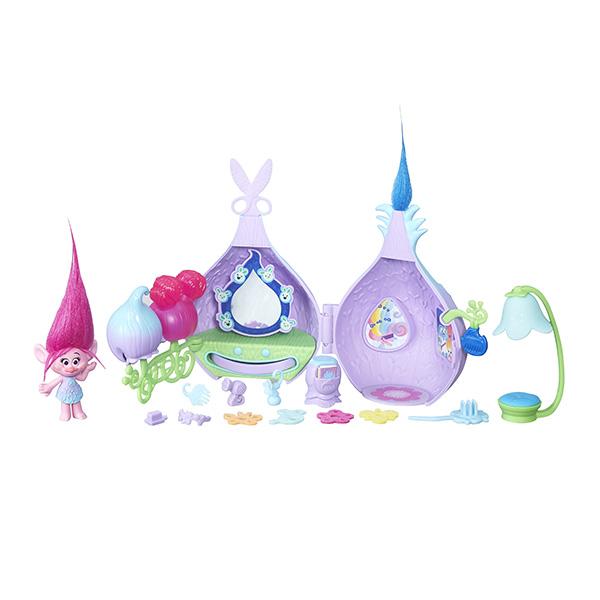 Hasbro Trolls B6559 Тролли Набор Салон красоты Троллей