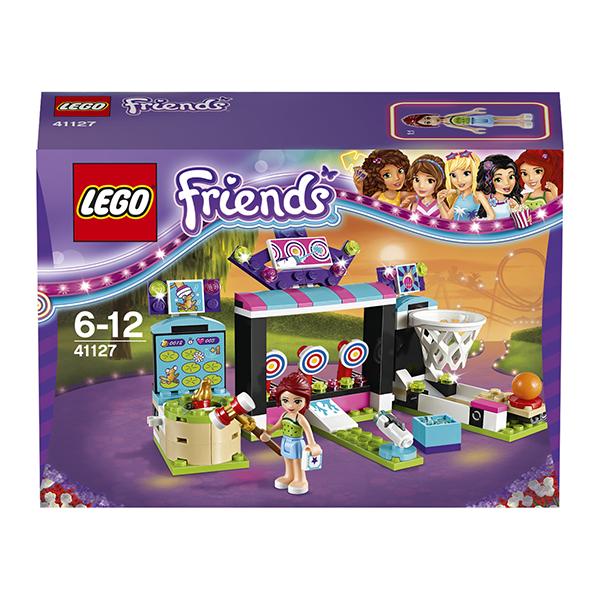 Lego Friends 41127 Конструктор Лего Подружки Парк развлечений: игровые автоматы