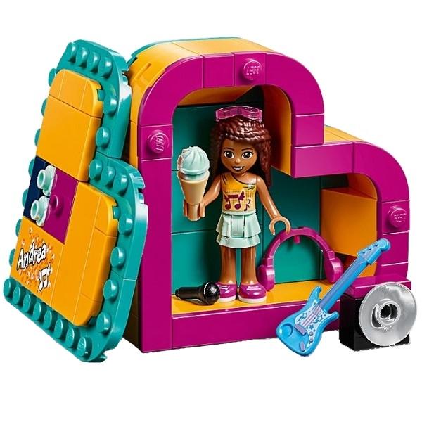 LEGO Friends 41354 Конструктор ЛЕГО Подружки Шкатулка-сердечко Андреа