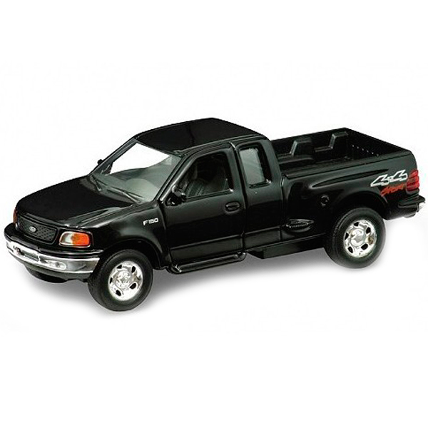 Welly 39876 Велли Модель машины 1:37 1999 FORD F-150 FLARESIDE SUPERCAB PICK UP welly ford f 150 flareside supercab pick up 39876