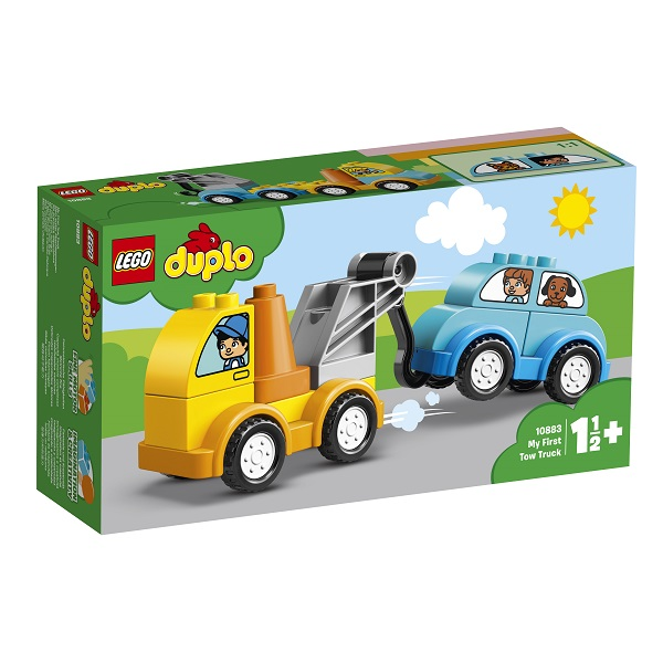 LEGO DUPLO 10883 Конструктор ЛЕГО ДУПЛО Мой первый эвакуатор