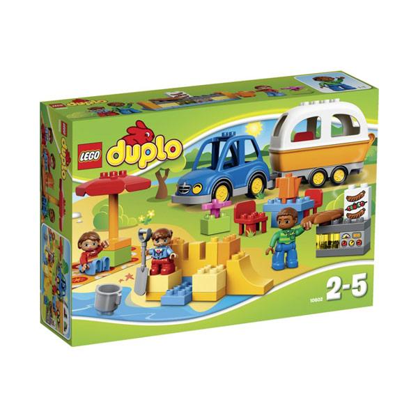Лего Дупло 10602 Конструктор Отдых на природе