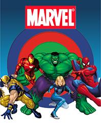 Герои Marvel