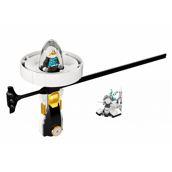 LEGO Ninjago 70636 Конструктор Лего Ниндзяго Зейн - Мастер Кружитцу