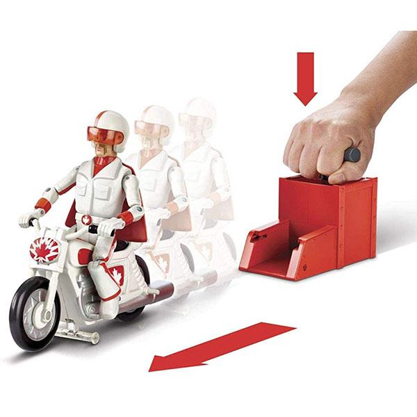 Mattel Toy Story GFB55 История игрушек-4, Игровой набор Canuck&Boom Boom Bike