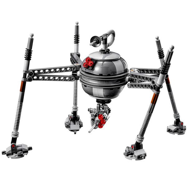 Lego Star Wars 75142 Конструктор Лего Звездные Войны Самонаводящийся дроид-паук