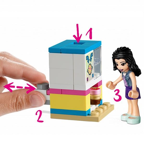 LEGO Friends 41366 Конструктор ЛЕГО Подружки Кондитерская Оливии