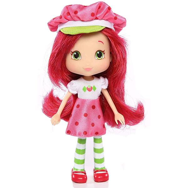 Strawberry Shortcake 12236 Шарлотта Земляничка Кукла Земляничка 15 см куклы gulliver кукла земляничка 50 см