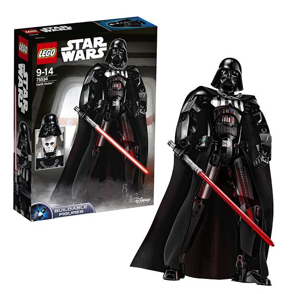 Lego Star Wars Дарт Вейдер 75534