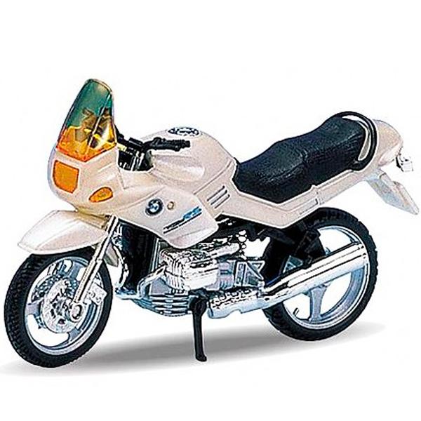 Welly 19663P Велли Модель мотоцикла 1:18 BMW R1100RS
