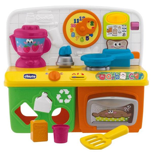 """CHICCO TOYS 6903AR Говорящая игрушка """"Кухня"""""""