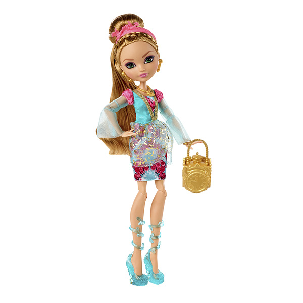 Mattel Ever After High CJT36 Эшлин Элла пеналы mattel пенал 1 отделение узкий mattel ever after high серебр роз наполненный