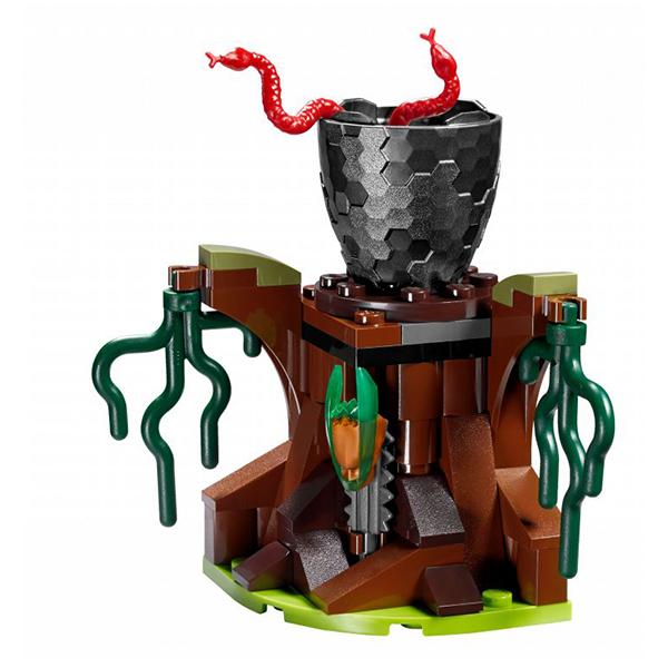 Lego Ninjago 70621 Конструктор Лего Ниндзяго Атака Алой армии