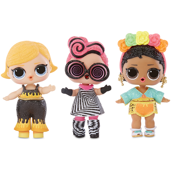 L.O.L. Surprise 564829 Кукла LOL блестящая серия Неон