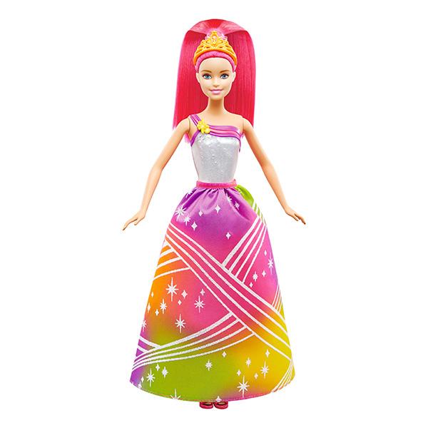 Mattel Barbie DPP90_9 Барби Куклы-принцессы с длинными волосами