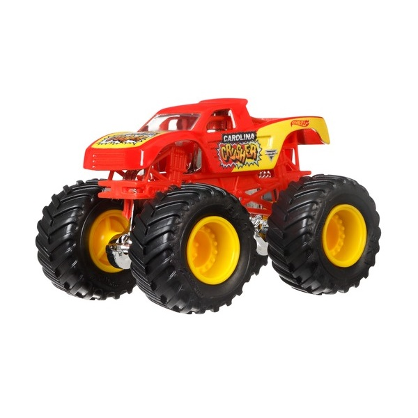 все цены на Mattel Hot Wheels 21572 Хот Вилс MONSTER JAM машинки 1:64 онлайн